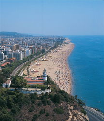 Calella - Barcelona.