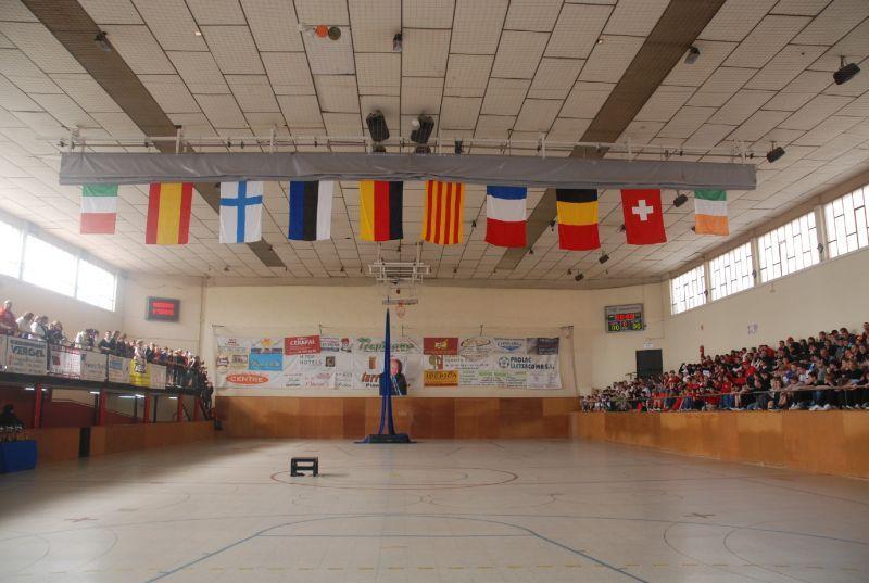 Instalaciones deportivas. F.B. Torneos.