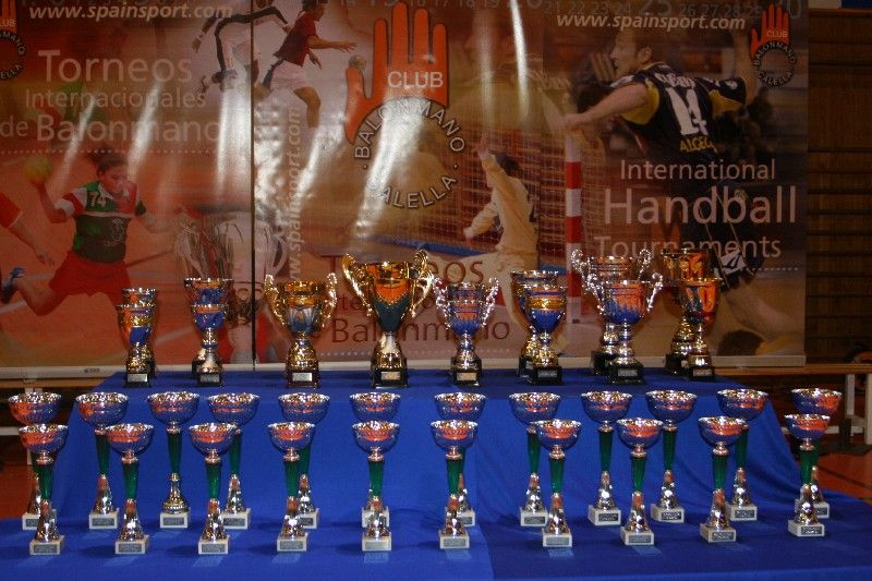 37º Trofeo Costa Mareme de Handballl