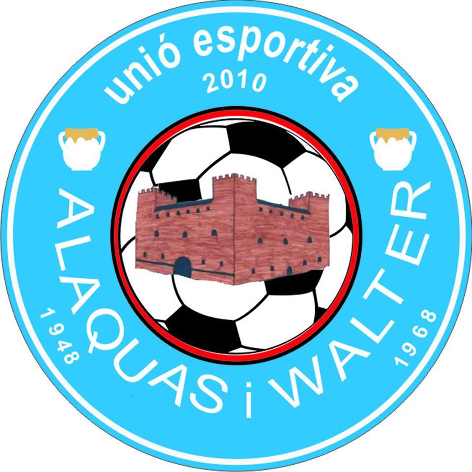 UE Alaquàs i Walter CF dans il Trophée Mar Menor 2018