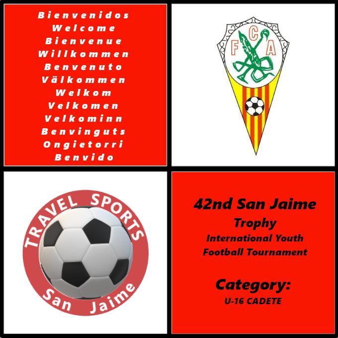 F.C. Argentona en el Trofeo San Jaime 2020