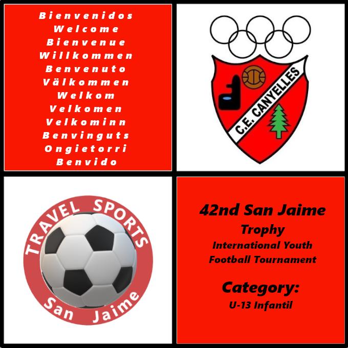 Canyelles auf San Jaime Pokal 2020