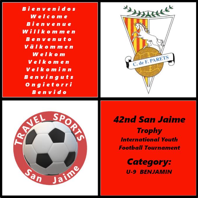 Club Futbol Parets en el Trofeo San Jaime 2020