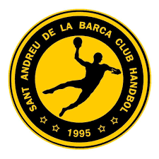 Club Handbol Sant Andreu de la Barca dans il Trophée Ciutat de Calella 2019
