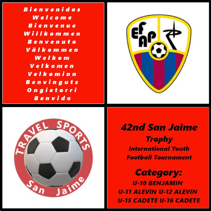 E.F. Angel Pedraza en el Trofeo San Jaime 2020