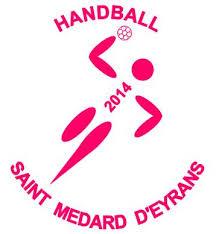 Handball St. Medard d'Eyrans auf Ciutat de Calella Pokal 2019