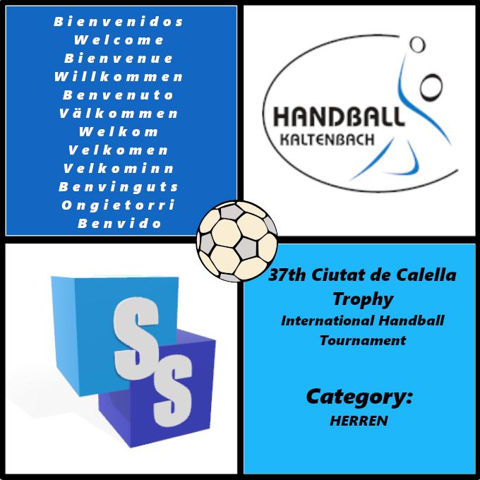 HC Kaltenbach in the Ciutat de Calella Trophy 2020