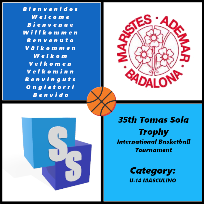 Maristes Ademar in the Tomas Sola Trophy 2020