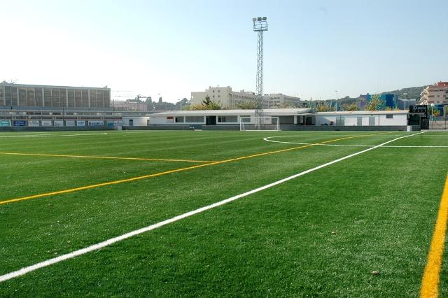 Fussball Stadiom Moli-2