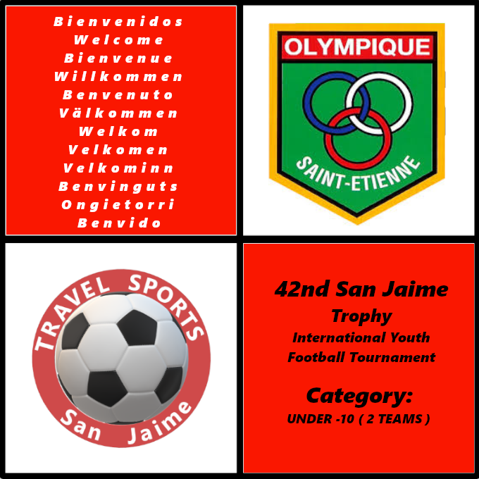 Olympique de Saint Etienne en el Trofeo San Jaime 2020