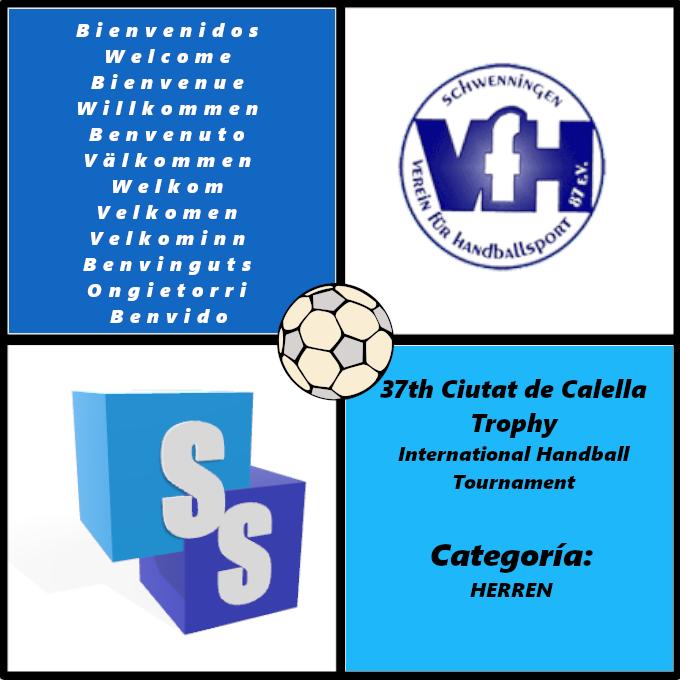 VFH Schwenningen 87 E.V. en el Trofeo Ciutat de Calella 2020