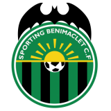 Sporting Benimaclet auf Bahia de Roses Pokal 2019