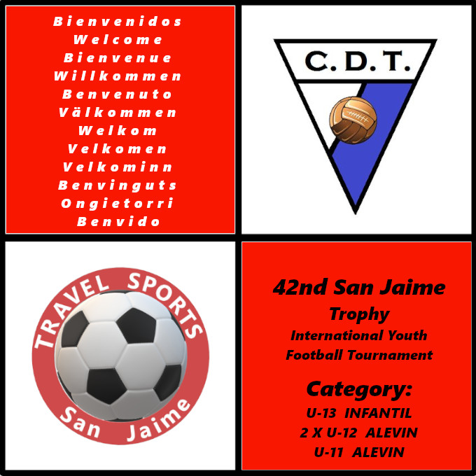 C.D. Trintxerpe in the San Jaime Trophy 2020