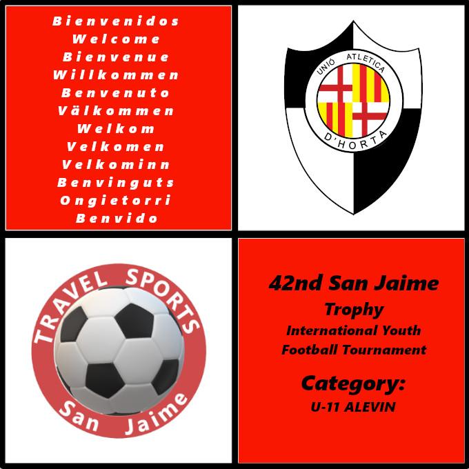 Unio Atletica Horta en el Trofeo San Jaime 2020