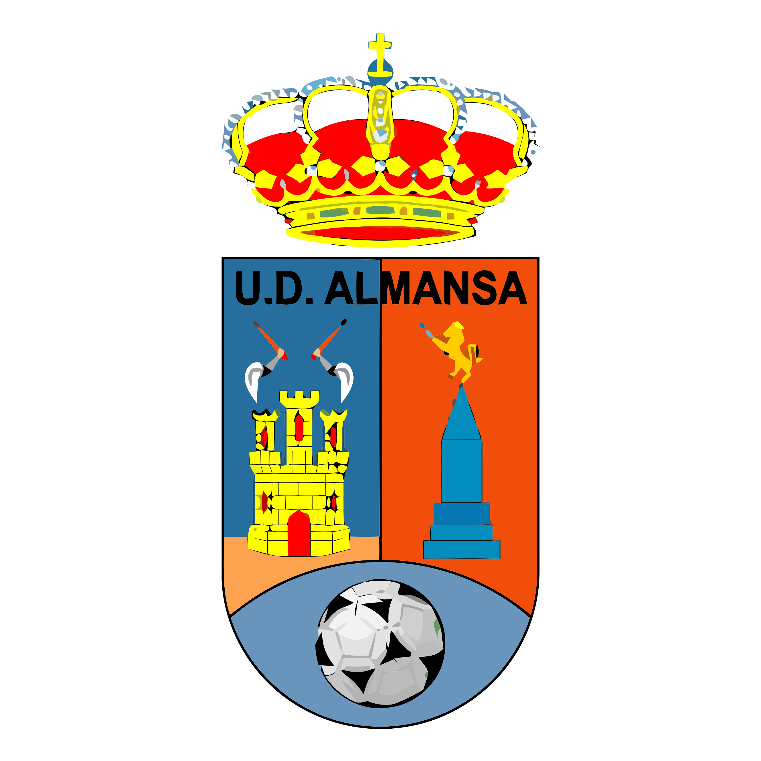 U.D. Almansa en el Trofeo Mar Menor 2019